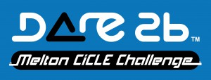 DARE2b - Melton CiCLE Logo-Blue